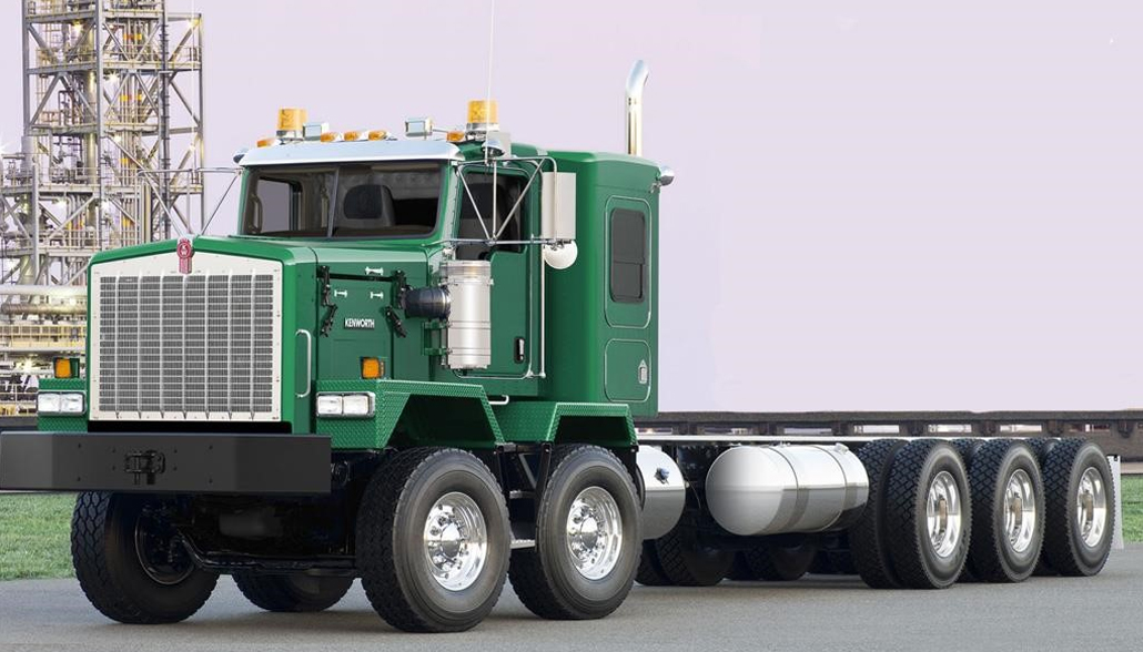 Kenworth of Jacksonville, FL | Hard At Work For You | New